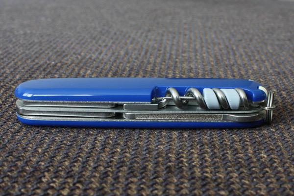 Blue Victorinox Compact Vicfan Com