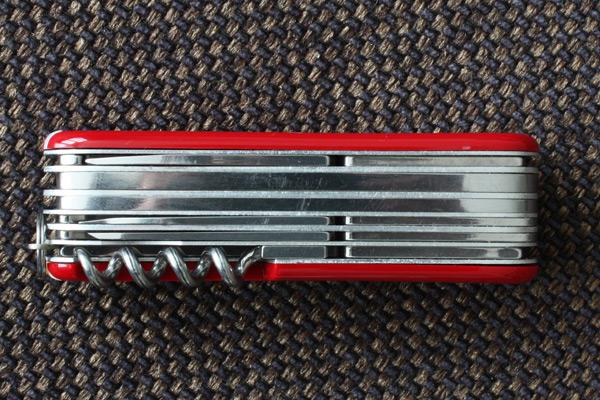 Red Victorinox Handyman Vicfan Com