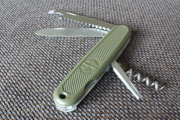 Victorinox 108mm German Army Knife Gak Vicfan Com