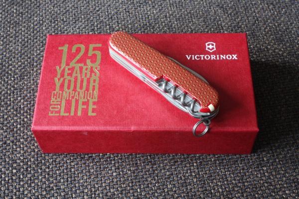 Victorinox Jubilee Series Climber 125 Years Including