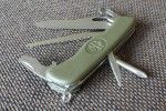 Victorinox one-handed German Army Knife (OH-GAK)
