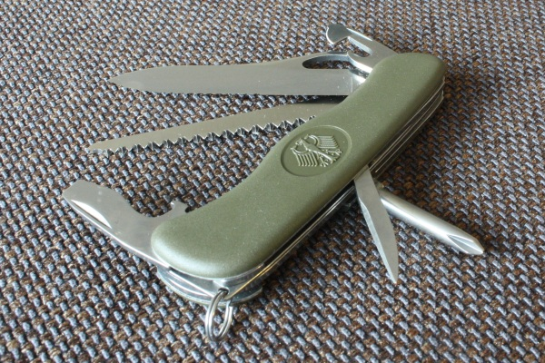 German Army Knife Vicfan Com