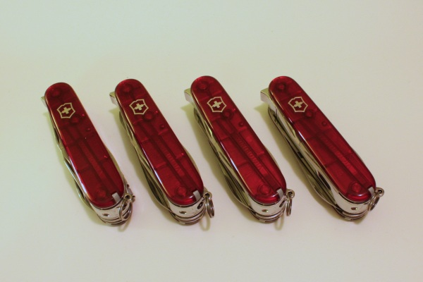 Victorinox SwissFlames and CampFlame