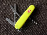 Victorinox Climber with StayGlow scales