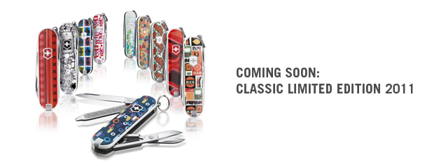 Victorinox Classic Limited Edition 2011 Vicfan Com