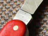 Victorinox (Victoria) Spartan (model 234) - tang stamp