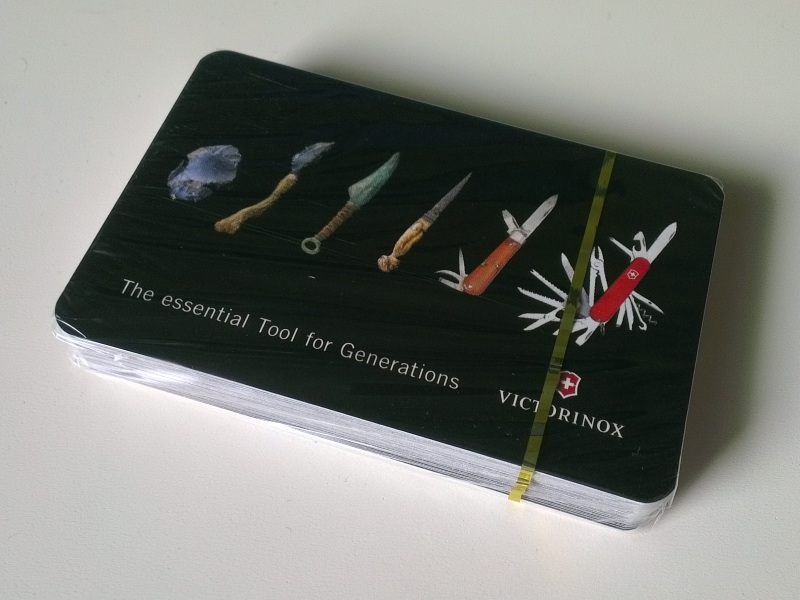 Victorinox Playing Cards